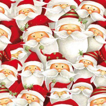 Guardanapo para Decoupage - Papai Noel Pacote com 20
