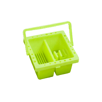 Tanque Cassia para lavar pincéis Ref. 700 caixa - Tamanho Unico